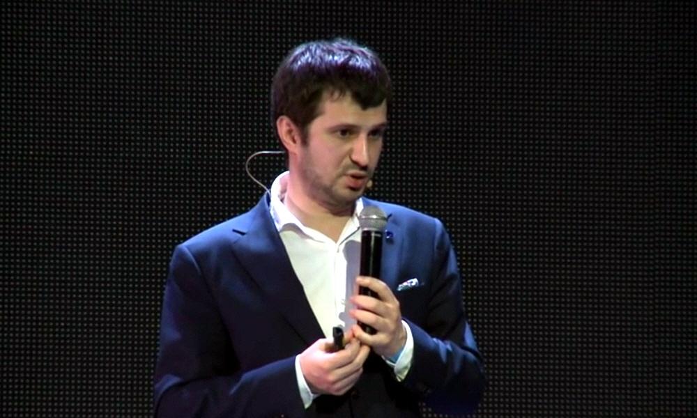 Максим Плосконосов - совладелец компании LPgenerator