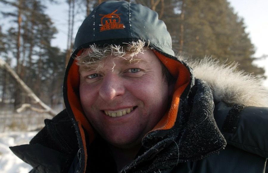 Александр Кравцов - владелец бренда Экспедиция