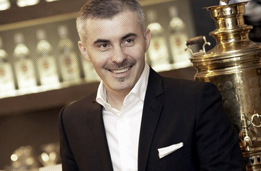 Вадим Дымов - серийный предприниматель, основатель и владелец сети книжных магазинов Республика
