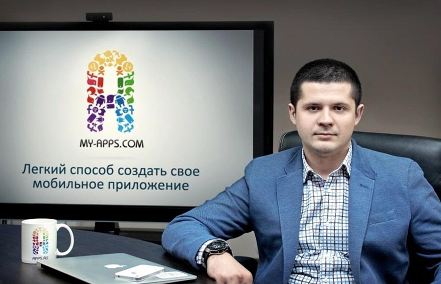 Вячеслав Семенчук - основатель сервисов My-apps и LifePay