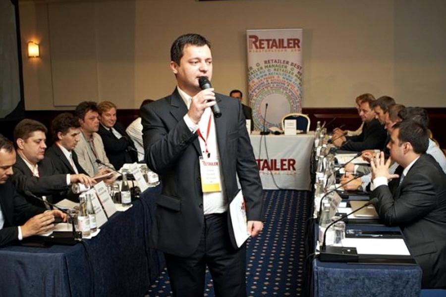 Даниил Сомов - управляющий партнёр издательского дома Retailer