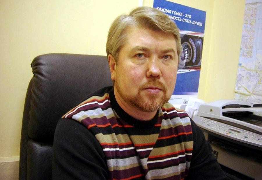 Игорь Каблуков - сооснователь компаний Нева Авто, Vianor и Шин Шиныч