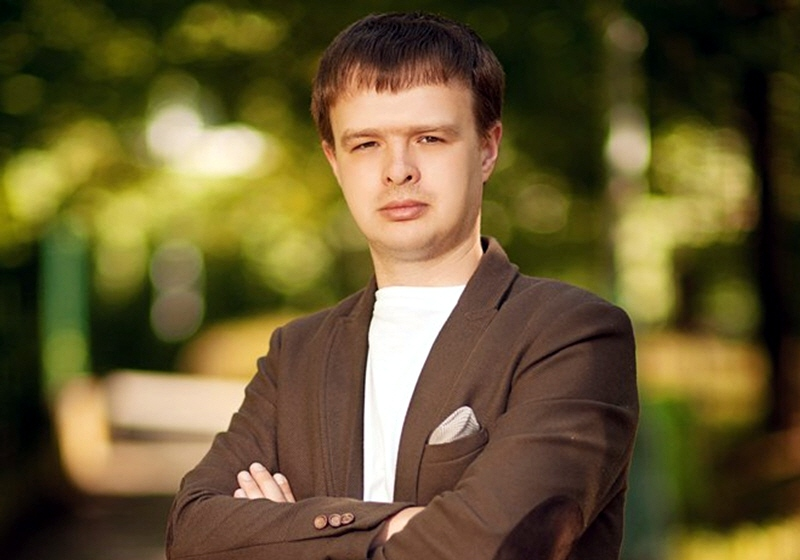 Илья Ширинкин - учредитель генеральный директор компании Filtry Vodni