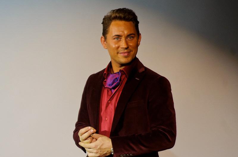 Максим Соболев - владелец салона красоты премиум-класса