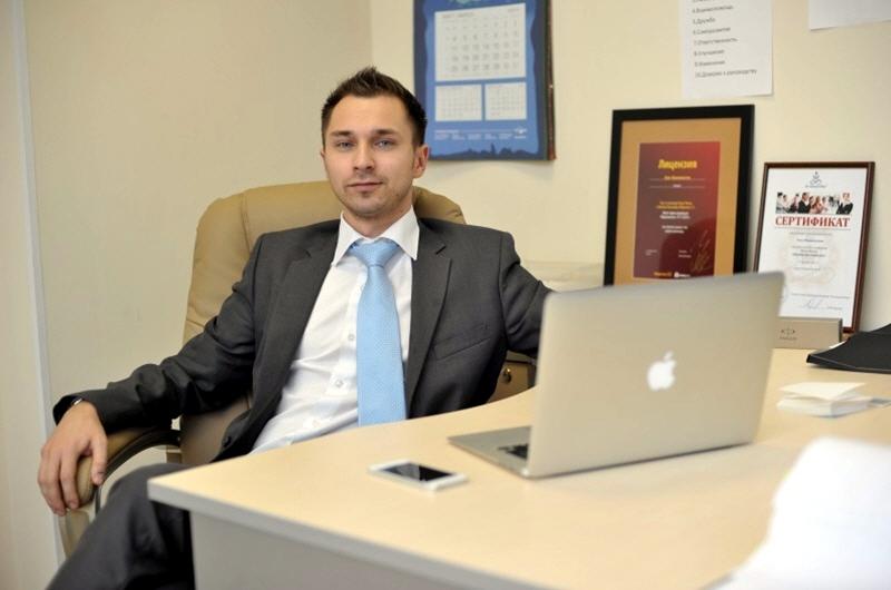 Машинистов Олег - сооснователь и генеральный директор компании Re:Sale Expert