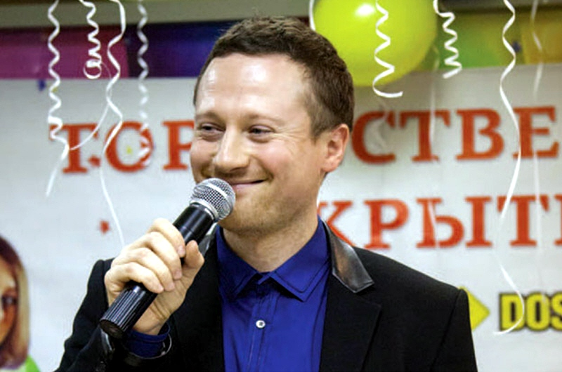 Остапенко Кирилл - основатель и владелец сети магазинов Велодрайв