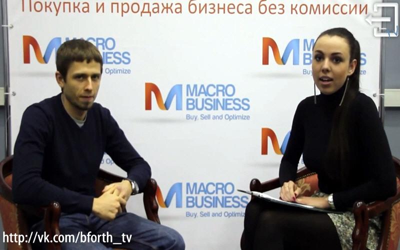 Алексей Верютин в программе Бизнес Inside