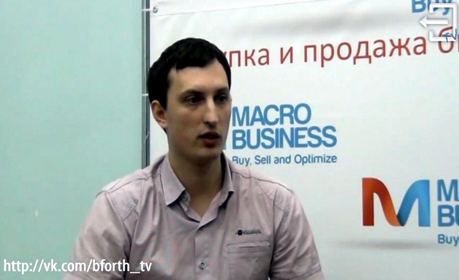 Семён Шумейко генеральный директор компании TOP-SMO Бизнес Inside