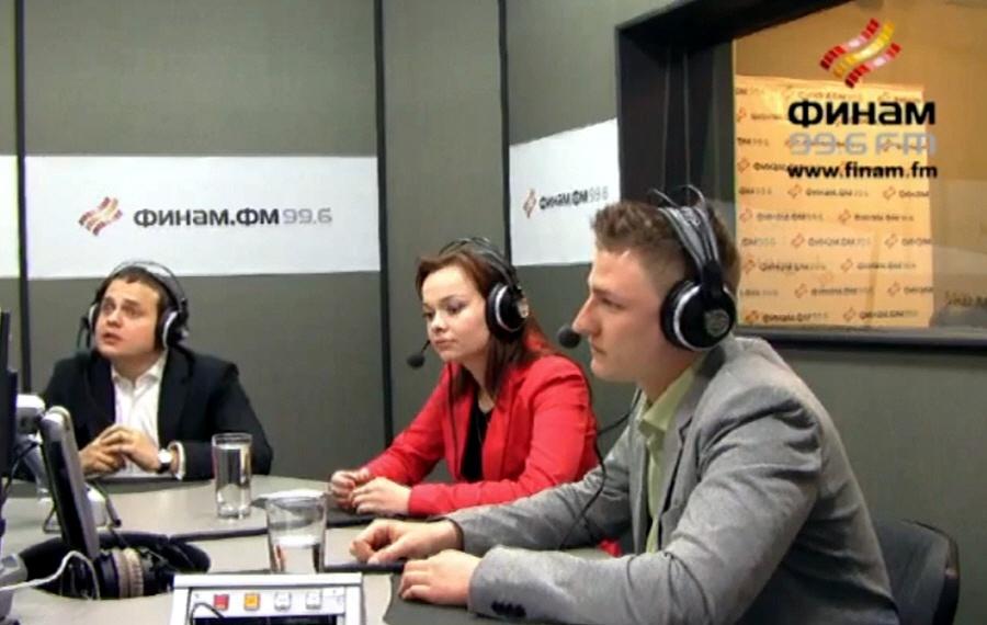 Валерия Гогичаева - генеральный директор компании Русфорумэкспо