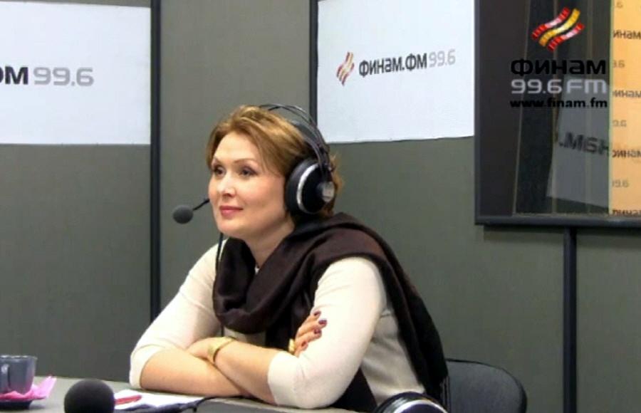 Елена Ищеева - исполнительный директор информационного агентства Банки.ру