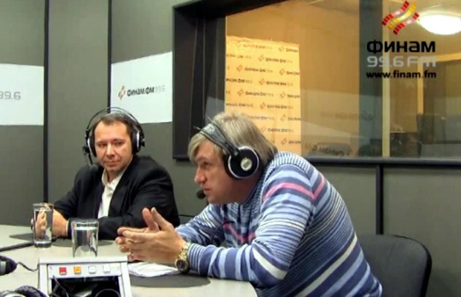 Тимофей Шиколенков - директор по маркетингу и развитию бизнеса компании Аудиомания
