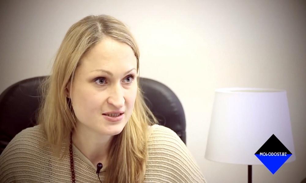 Как Александра Хомич занималась повышением своего уровня нормы