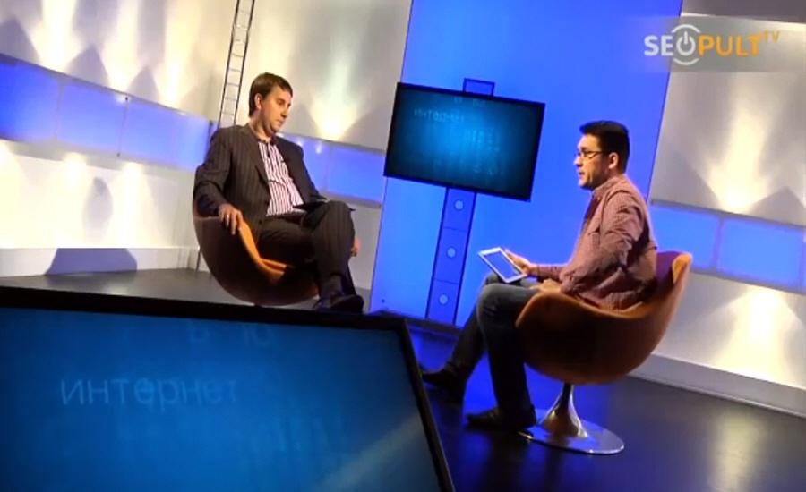 Андрей Романенко в передаче Бизнес Online