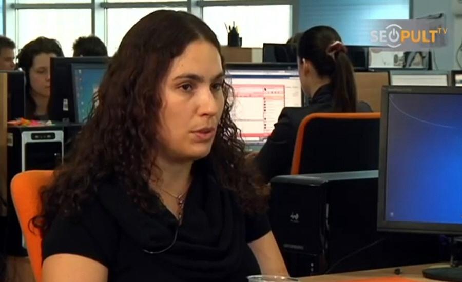 Анна Артамонова - курс компании на communitainment