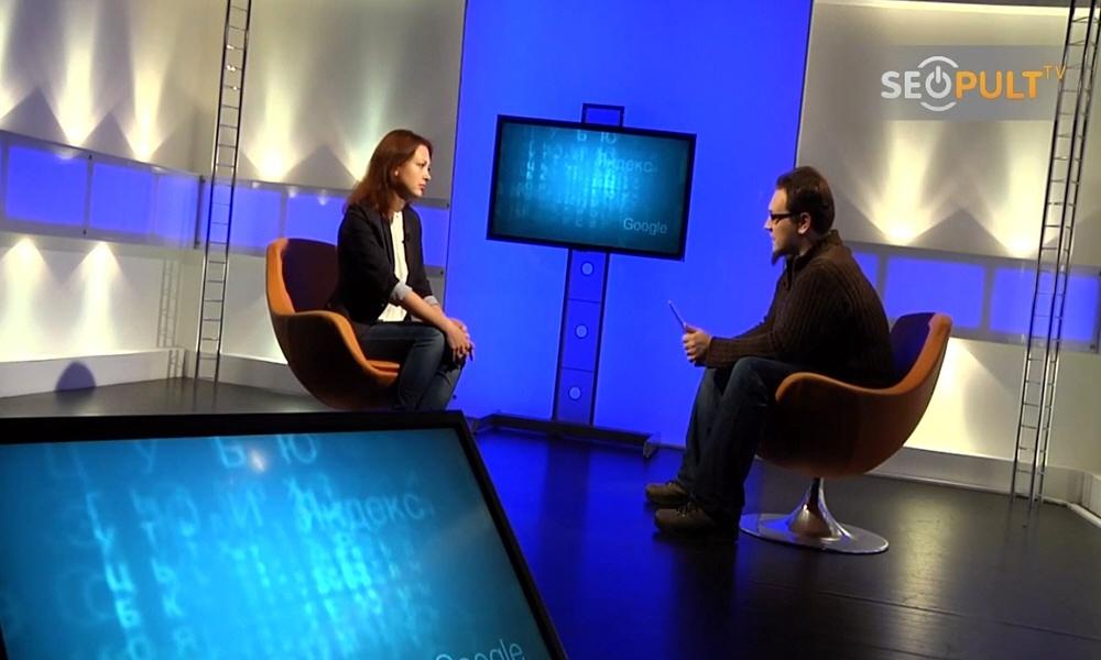 Анна Караулова в передаче Бизнес Online
