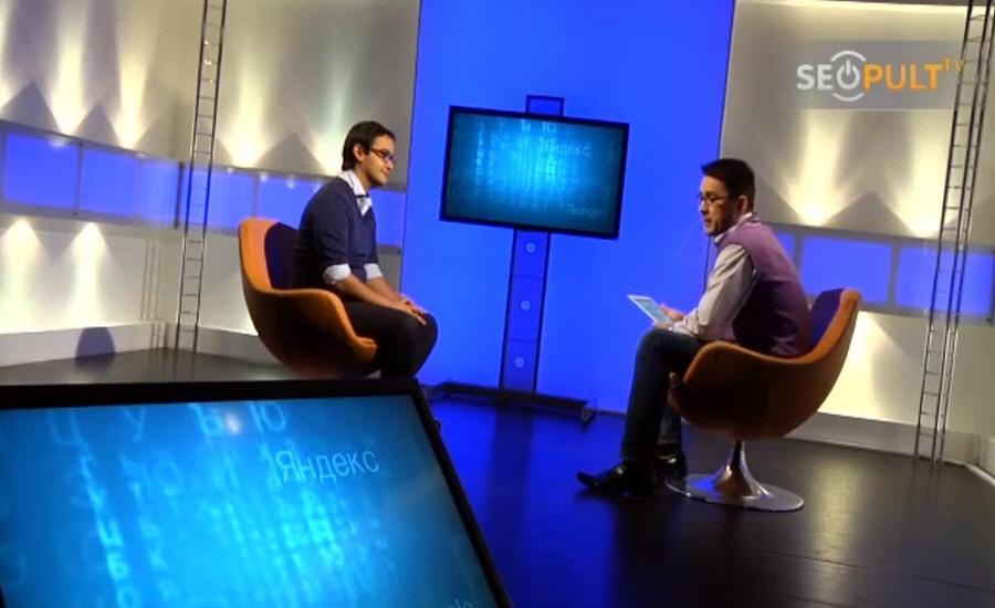 Байрам Аннаков в передаче Бизнес Online