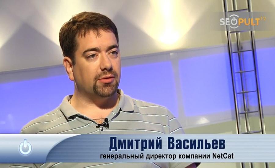 Дмитрий Васильев - генеральный директор компании NetCat