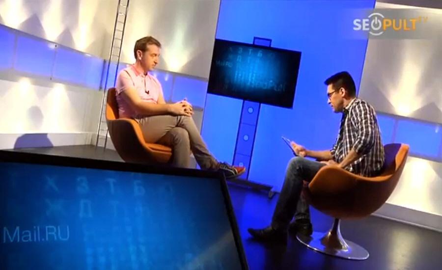 Дмитрий Навоша в передаче Бизнес Online