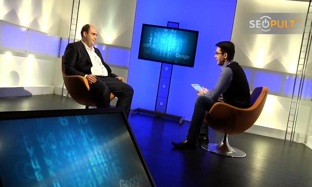 Егор Руди в передаче Бизнес Online