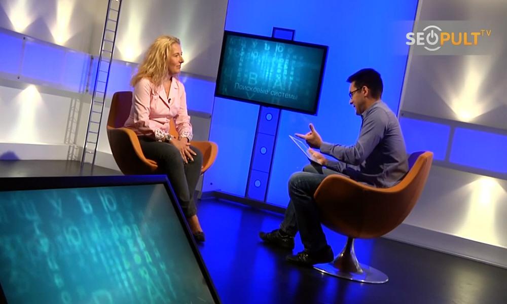 Любовь Симонова в передаче Бизнес Online