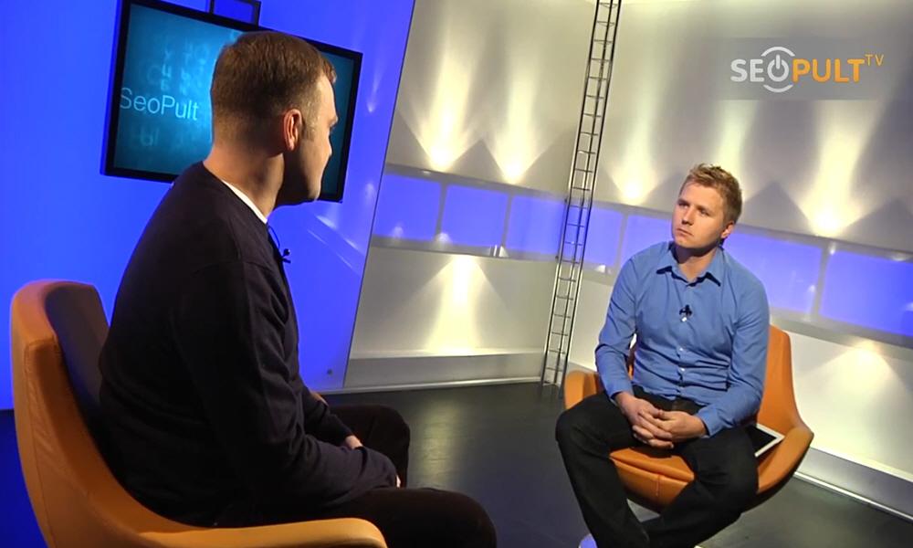 Максим Матвейко в передаче Бизнес Online
