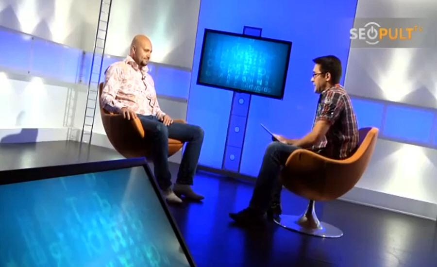 Павел Рогожин в передаче Бизнес Online