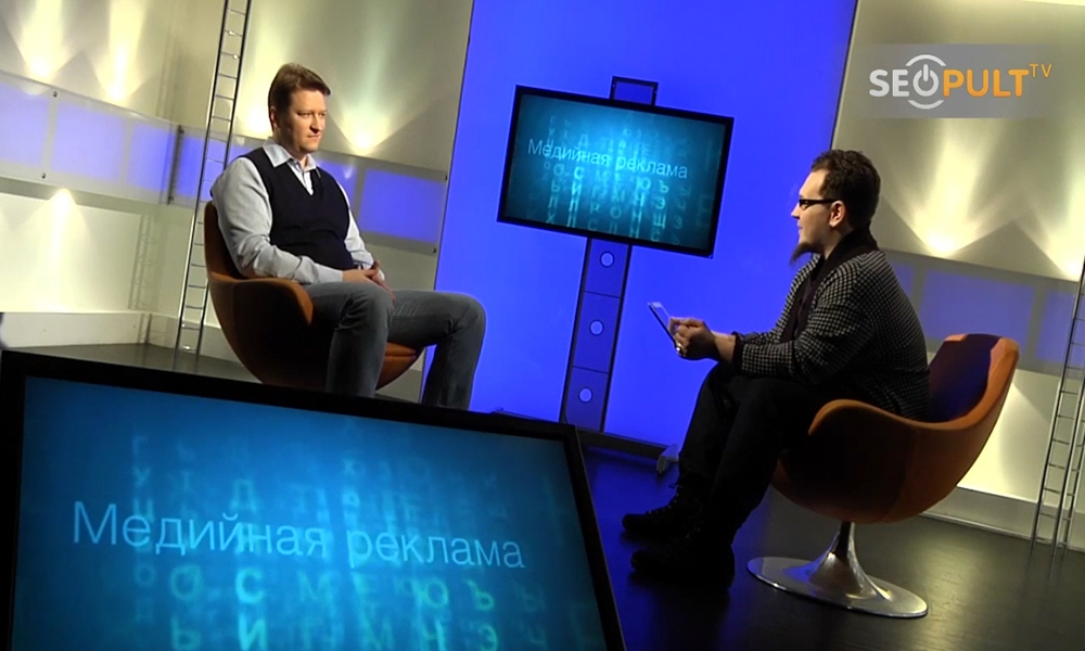 Роман Агафонов в передаче Бизнес Online