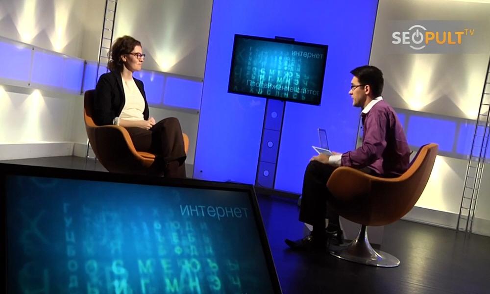 Татьяна Никонова в передаче Бизнес Online