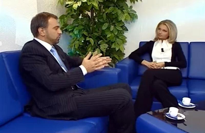 Андрей Бережной на 3 канале
