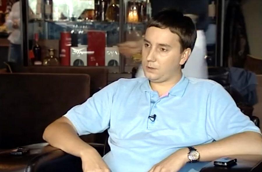 Андрей Романенко сооснователь и презедент группы компаний QIWI Бизнес Персона