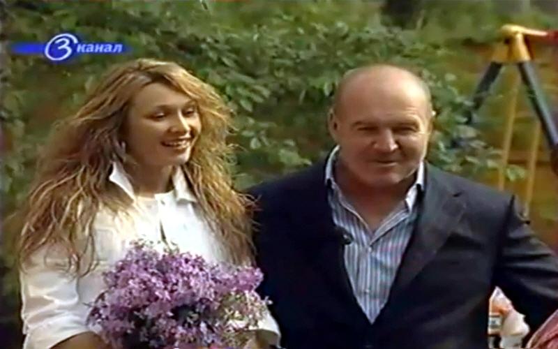 Николай Агурбаш и Анжелика Агурбаш Бизнес Персона