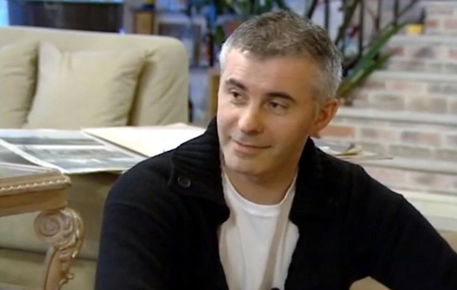 Основатель сети книжных магазинов Республика Вадим Дымов