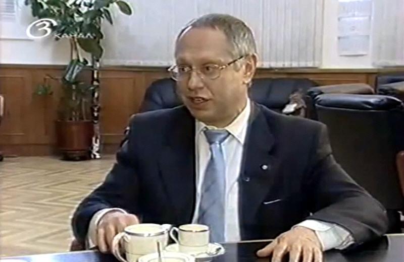 Георгий Генс - основатель группы компаний Ланит