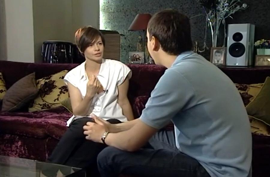 Екатерина Герасичева и Андрей Романенко Бизнес Персона