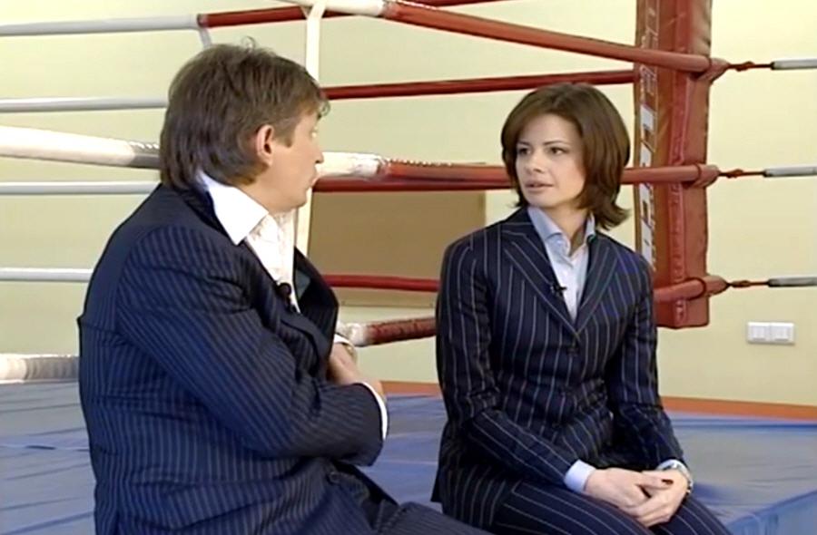 Екатерина Герасичева и Игорь Лукашов Бизнес Персона