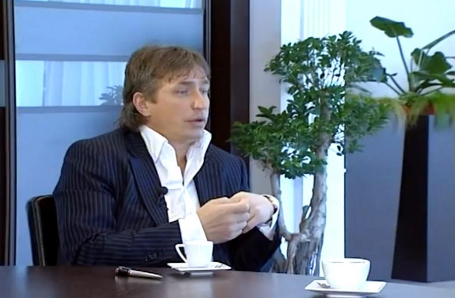 Игорь Лукашов основатель xfit Бизнес Персона