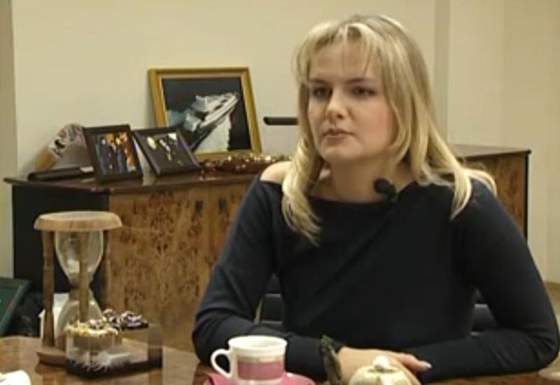 Ксения Туркова ведущая Бизнес Персона