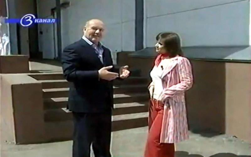 Николай Агурбаш в передаче Бизнес Персона