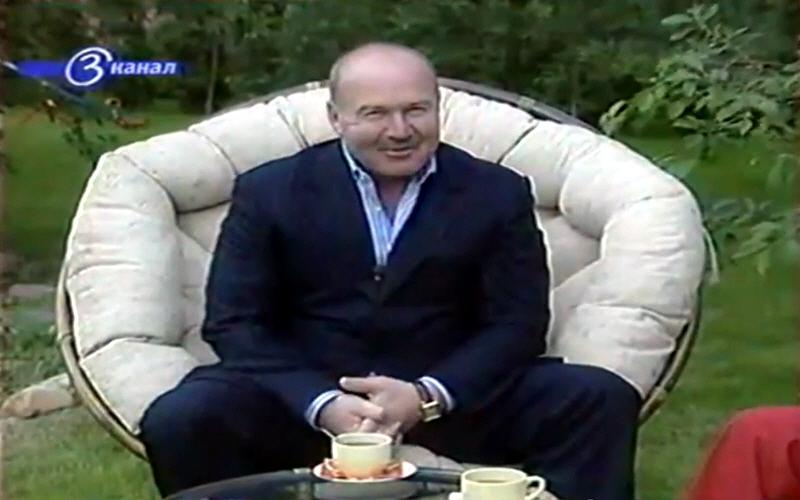 Николай Агурбаш на 3 канале