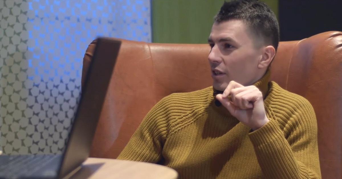 Сергей Партин - ментор, основатель компании Маруся