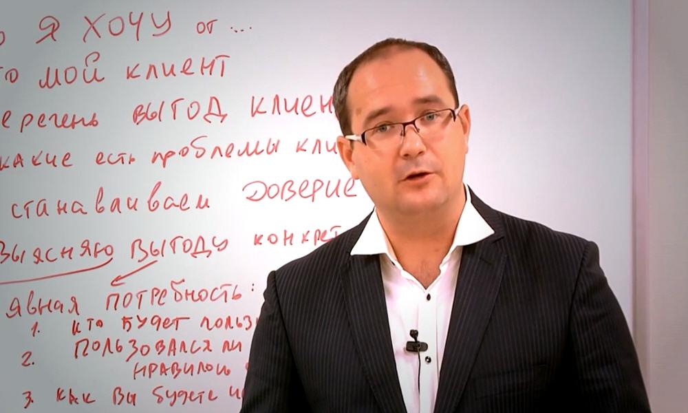 Дмитрий Калинин в передаче Бизнес разборка