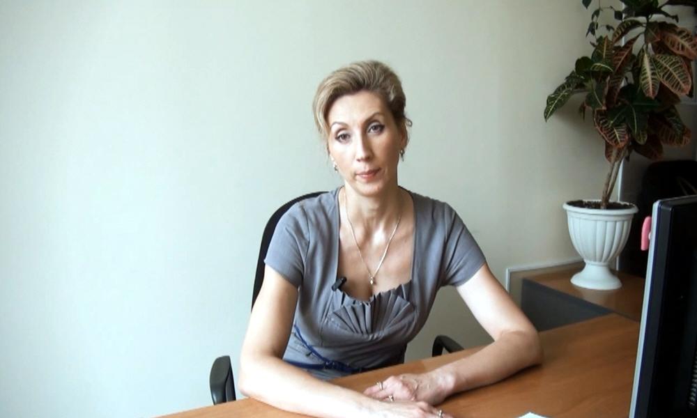 Ольга Комолова - коммерческий директор компании Задвижкин