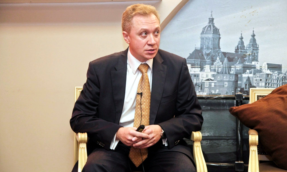 Александр Баранов - руководитель HR практики в компании Atg-Cnt Consult