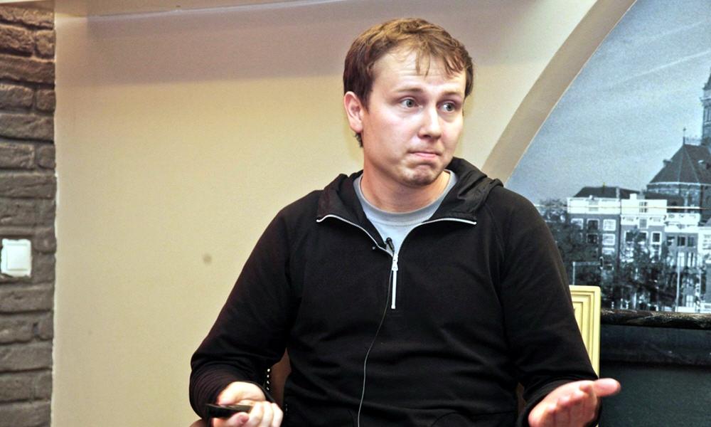 Алексей Карлов - основатель компании Angel Relations Group