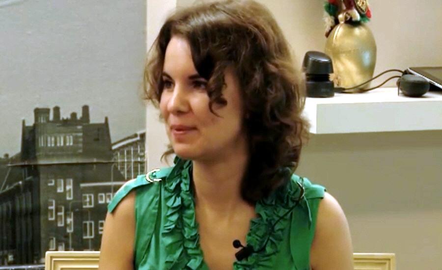 Анастасия Лешукова - эксперт-графолог, магистр экономики, партнёр Moko Consulting