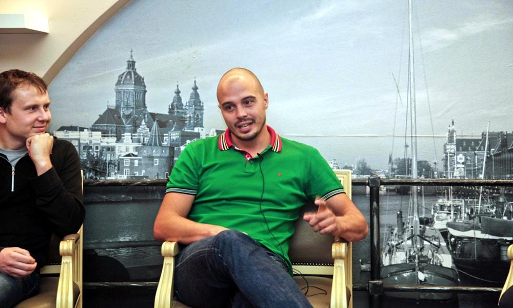Василий Воропаев - сооснователь и генеральный директор компании Free-lance