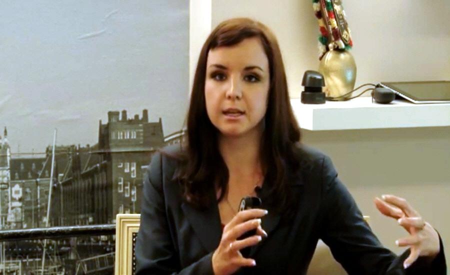 Людмила Салоид - психолог эффективного самопознания, управляющий партнёр Saloid-consulting