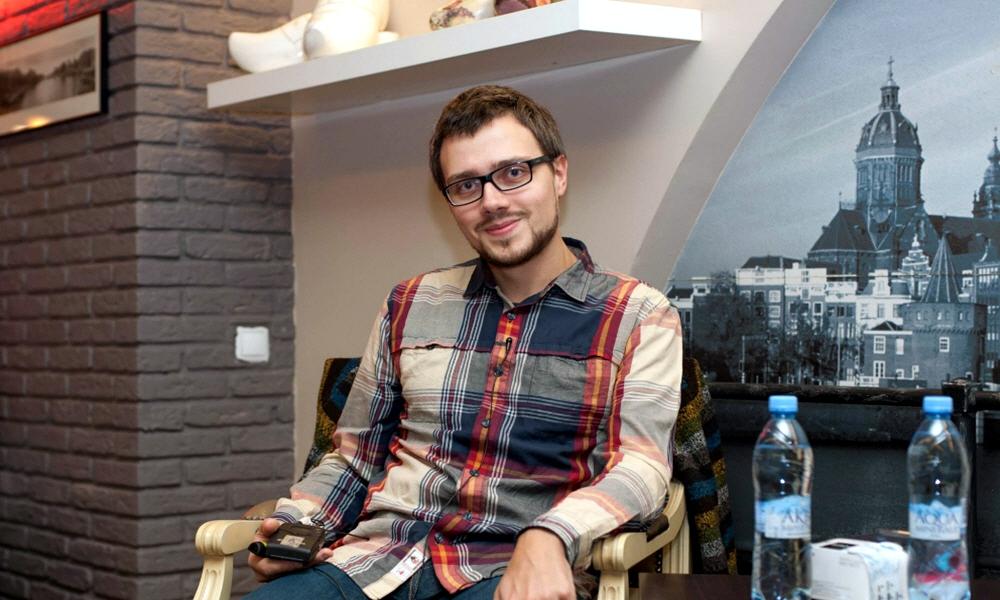 Михаил Хомич - директор Бизнес-инкубатора МГУ имени Ломоносова