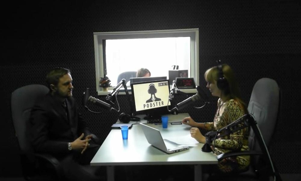 Алексей Дементьев в передаче Black&White