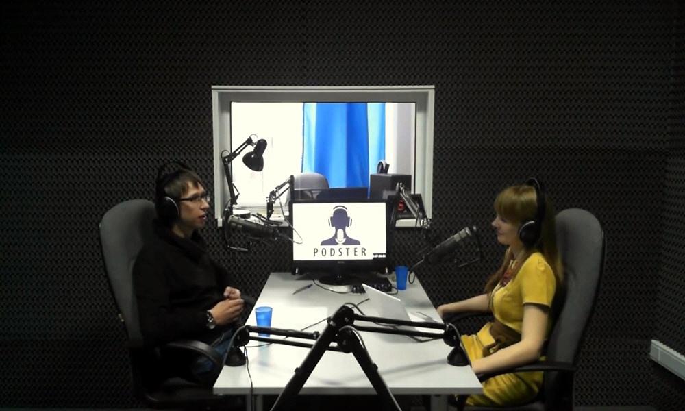 Анатолий Коптев в передаче Black&White